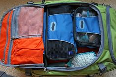 You can organize your luggage belongings once and for all when you use packing cubes. Pack happy, organized, and with less drama with the help of packing cubes. Travel Destinations Bucket Lists, Packing Tips For Travel, Travel Essentials, Packing Hacks, Packing Lists, Travel Hacks, Suitcase Packing, Europe Packing, Traveling Europe