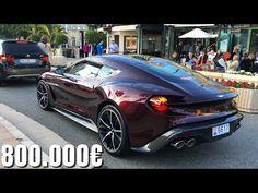 LOUD Zagato Aston Martin Vanquish Sound!! - YouTube