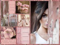Shabby pink javiercreation