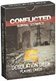 #survival Conflicted: The Survival Card Game Conflicted: The Survival Card Game Deck 5  Desolation Deck #prepping
