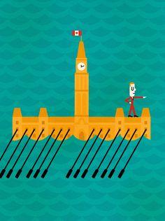 Luc Melanson Illustration  www.lucmelanson.com