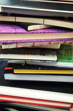 Das Notizbuchblog im Fernsehen #notebook #diary #stationery #notizbuch #tagebuch #papier #notizbuchblog