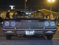 """ONE SIDE GAME"" #onesidegame #Lowrider #Lowriding #Lowriderz #Impala #1964"