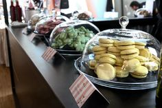 Macaron offers of different flavours by Paris Budapest Restaurant