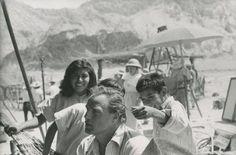 marlon brando ontheset film vintage classic 1961 one-eyed jacks old ...