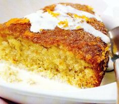 Orange Syrup Cake Recipe >>> Want the recipe, click on the image.