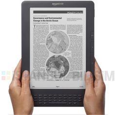 Amazon Kindle DX 3G Elektronik Kitap Okuyucu  http://www.istanbulbilisimnerede.com/