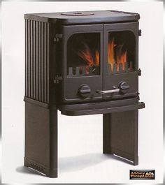 Morso 2140 Freestanding Slow Combustion Wood Heater By Abbey Fireplaces.