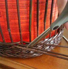 Košík od A po Z :: Moje papierové šialenstvo