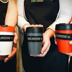 Heine Brothers' is a fair trade & organic coffee roaster based in the Portland neighborhood of Louisville, KY. Coffee Brothers, Fair Trade Coffee, The Neighbourhood