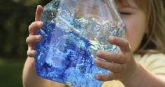 L'océan dans une bouteille - Trucs et Bricolages