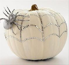 Pretty Spider Pumpkin Pictures, Photos, and Images for Facebook, Tumblr, Pinterest, and Twitter