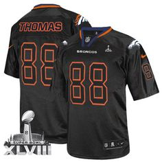 Giants Michael Strahan jersey Nike Broncos #88 Demaryius Thomas Lights Out Black Super Bowl XLVIII Men's Stitched NFL Elite Jersey Cowboys Dez Bryant jersey Patriots Rob Gronkowski 87 jersey