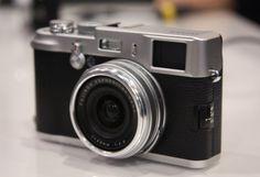 Fujifilm Finepix 100 :)