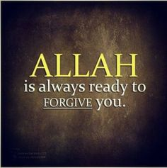 Allah, forgive us all! Ameen!   #Repentance #SeekForgiveness #Islam