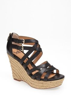 Söfft 'Priti' Wedge Sandal available at #Nordstrom