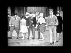"""Spotlight Dance """"Just Like Romeo & Juliet"""" (1964)--2 THINK THAT THE TEENAGERS IN THIS VIDEO ARE NOW IN THEIR 60's"""