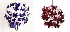 como hacer mariposas de papel vegetal - Pesquisa Google