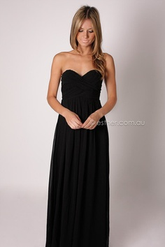 Designer Formal Gown Prom Dress Plus Size 22 2X Slimming Black ...