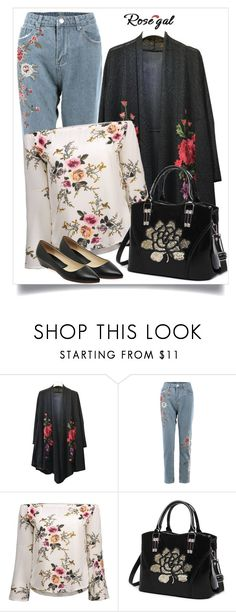 """""""Rosegal 37."""" by belma-cibric ❤ liked on Polyvore"""
