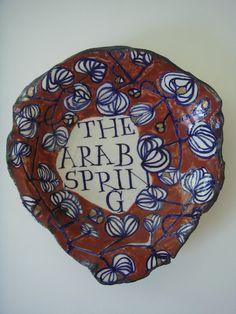 THE ARAB SPRING. Recent work. Ruan Hoffmann.