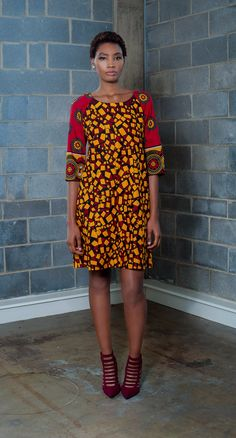 Stacey Raglan Dress