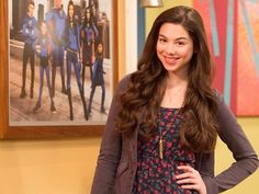 Are you always hanging with your friends like Carly Shay and Tori Vega? Or are you usually at home like Taylor Hathaway and Phoebe Thunderman? Phoebe Thunderman, Nickelodeon Cast, Nickelodeon The Thundermans, Nickelodeon Girls, Kira Kosarin, Bella And The Bulldogs, Nicky Ricky, Henry Danger, Tori Vega