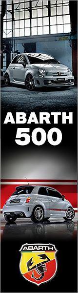 ABARTH 500 160px × 600px