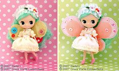 """CWC Limited Edition Petite Blythe """"Butterfly Wings"""""""