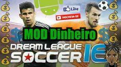 Dream League Soccer 2016 Android com Mod Dinheiro Infinito - http://tickets.fifanz2015.com/dream-league-soccer-2016-android-com-mod-dinheiro-infinito/ #SoccerMatch