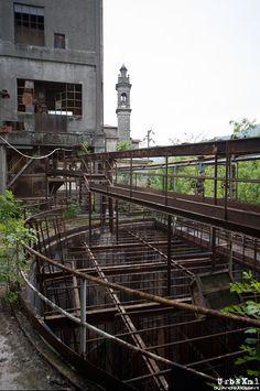 Fábrioca de cimento Giacinto | (?) | Contruído em 1986 e abandonado em 2000