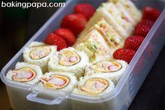 sushi bread