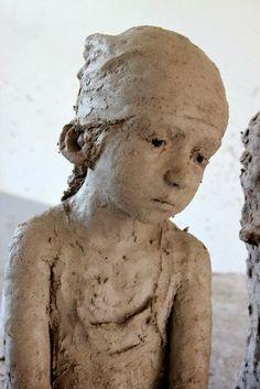 Luz Del Ártico: las esculturas de Jurga