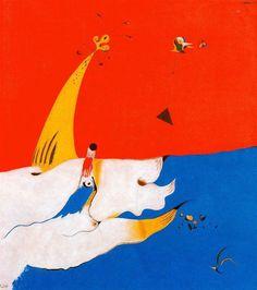 Joan Miró - Paisaje