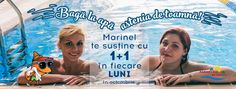 #ParadisulAcvatic #Braşov #bălăceală #piscină #saune #salădefitness #relaxare #grotă #copii #adulţi #grafica #design #pool #fun #swimming #thefishMarinel #poolparties #waterslides Fitness, Movies, Movie Posters, Design, Films, Film Poster, Cinema, Movie, Film