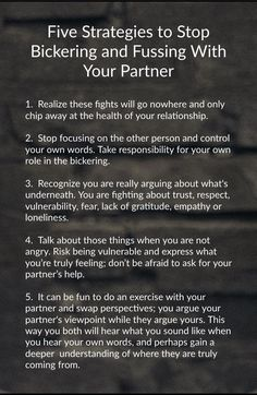 Healthy relationships 772648879802512406 - Five Common Ways Couples Bicker And Fuss – And Five Strategies to Stop – Dr. Margaret Rutherford Source by Healthy Relationship Tips, Relationship Challenge, Healthy Marriage, Marriage Relationship, Happy Marriage, Love And Marriage, Communication Relationship, Marriage Goals, Relationship Therapy