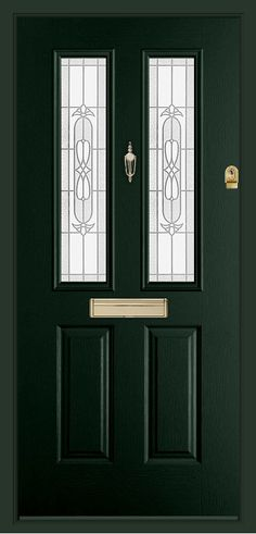 There are so many colours, finishes and styles of composite doors to choose from. Refine your options and design your Endurance composite door today. Doors, Stylish Doors, Green Colors, Color Options, Traditional Style Homes, Home Decor, Composite Door, Color, Colours