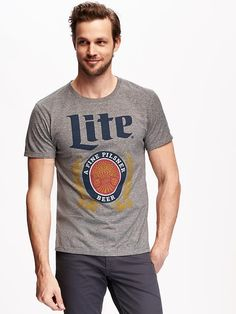 Miller Lite&#174 Graphic Tee for Men Product Image