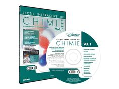 Chimie liceu Vol. I (Lectii interactive de chimie - Legaturi chimice, Solutii, Echilibrul chimic, Pilele electrice, Legaturi chimice in compusi organici, Hidrocarburi aromatice, Proteine, Zaharide, Grasimi, sapunuri, detergenti)