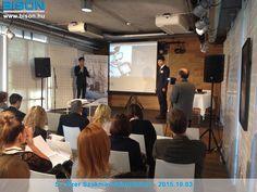 Az esemény díszvendége a BISON Medical vállalat elnöke, Sunwoo Lee volt, aki a nyitó előadásában részletesen bemutatta a vezető koreai lézer gyártó vállalat történelmét, egyedülálló küldetéstudatát és a múltbeli és jövőbeli fejlődési irányelveket.