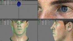 FIFA 14 Player face capture via Reddit user kencrema