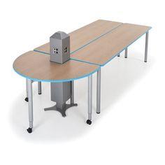 UXL Table I~O™ Post End Cap