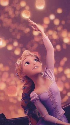 56 Ideas Wallpaper Disney Rapunzel Lights For 2019 Disney Rapunzel, Disney Princess Art, Princess Rapunzel, Disney Art, Disney Ideas, Disney Princesses, Disney Quotes Tangled, Disney Wallpaper Princess, Tangled Rapunzel Hair