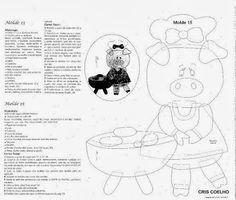 96 coleção amanda Apliquê Cozinha - maria cristina Coelho - Álbuns da web do Picasa