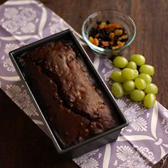 This 1800's loaf cake recipe from the Captain's Lady is sweet but hearty. Recipes like currant molasses cake have a taste of history in every bite.