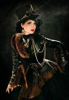 s the clothing fashion favors the alternative style, there is no doubt that steampunk style has been fond by most people in nowadays. Large number of people love steampunk style clothing for scientific and unique look. Most people dressing with steampunk style for costume use. For those who firstly get into this style, here are some tips on how to start dressing in steampunk style.