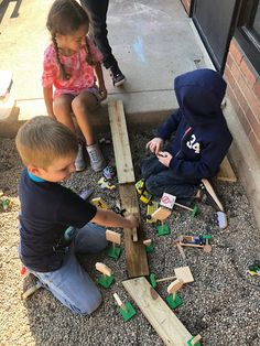 Inquiring Minds: Mrs. Myers' Kindergarten: Creating Our Barefoot Sensory Path and the Importance of Outdoor Play