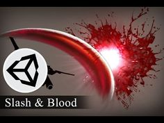 Effect Animation Tutorial - Unity effect Slash and Blood Effect - Unity Particles Effect How to creat sword attack with particle system in unity ► Pls . Unity Games, Unity 3d, Unity Tutorials, Design Tutorials, Blender 3d, Basic Computer Programming, Game Effect, Video Game Development, Animation Tutorial