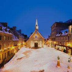 Cliquez ici pour découvrir le superbe quartier Petit-Champlain // Click here to discover the beautiful Petit-Champlain District