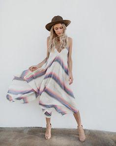 Numero Uno Handkerchief Dress